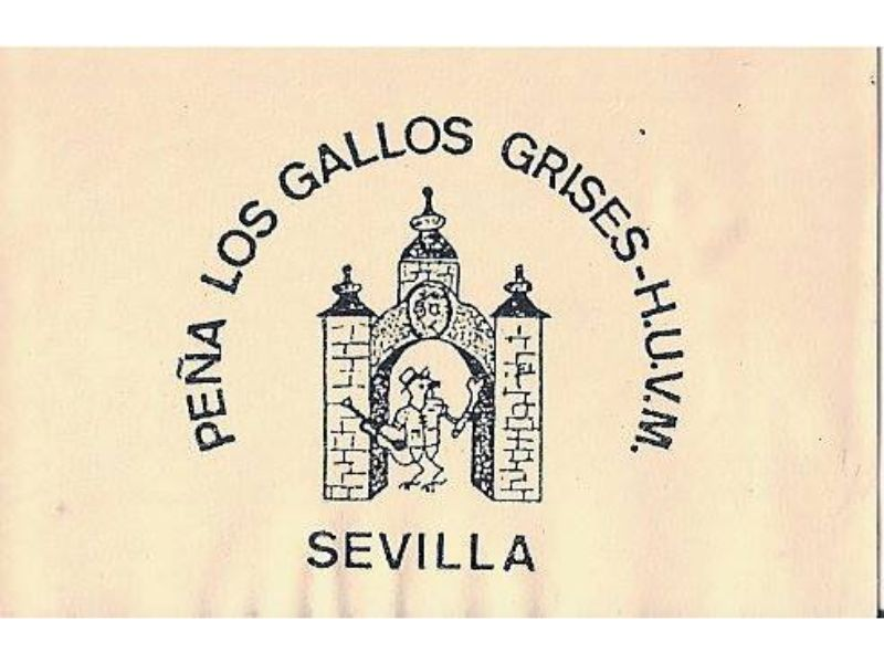 GALLOS GRISES HUVM